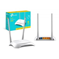 Router Inalambrico TP-Link TL-WR840N 300Mbps
