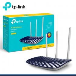 Router Inalámbrico TP-Link Banda Dual AC750 Archer C20