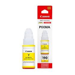Tinta Canon GI-190 Yellow EcoTank