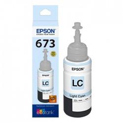 Tinta Epson 673 Cyan Claro