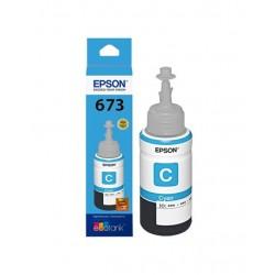 Tinta Epson 673 Cyan