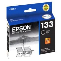Tinta Epson 133 Negro