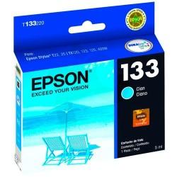 Tinta Epson 133 Cyan