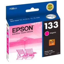 Tinta Epson 133 Magenta