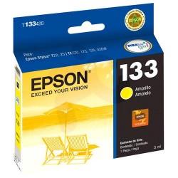 Tinta Epson 133 Yellow