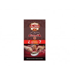 Tabaco Alma Chocolate 40 Gramos