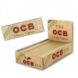 Papelillo OCB Cañamo Organico 1 1/4