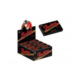 Papelillos Smoking De Luxe Negro