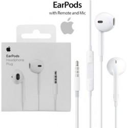 Audífonos Apple Iphone Originales Earpods Jack 3.5mm