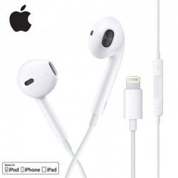 Audífonos Apple Iphone Originales Earpods Lightning