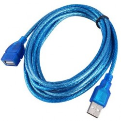 Cable Extensión USB M/H 2.0 con Filtro