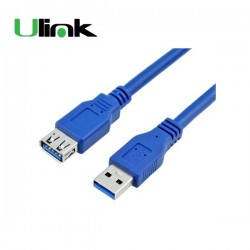 Cable USB 3.0 M/H Extensión 1.8mt Ulink