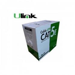Cable de red Cat5 23 AWG CCA 4x2x0,48 caja de 305 mts