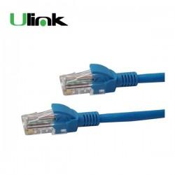 Cable de Red Cat5e 1mt Ulink
