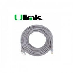 Cable de Red Cat5e 15mt Ulink