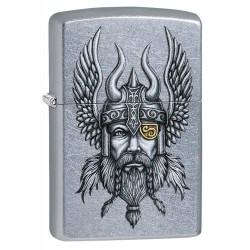 Encendedor Zippo Viking Warrior Design