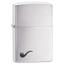 Encendedor Zippo Brushed Pipe lighter