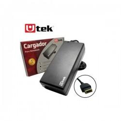 Cargador Notebook LENOVO 20V 3,25A pin rectangular
