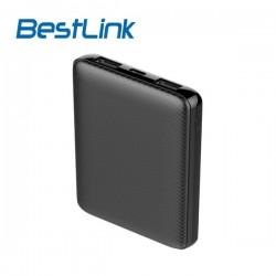 Power Bank 10.000mah 2 Puertos USB 2,1A