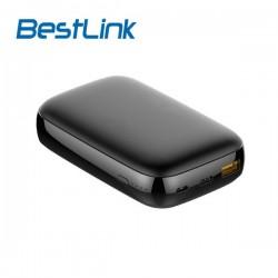 Power Bank 10.000mah USB QC3.0 y PD Negro