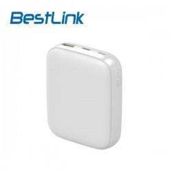 Power Bank 10.000mah USB QC3.0 y PD Blanco