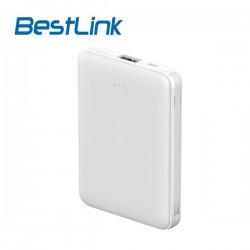Power Bank 5000mah USB Blanco