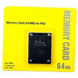 Memory Card PS2 64Mb Generica