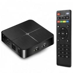 Android TV Box Mini T96 RK3229 4K 2GB Ram 16GB Memoria