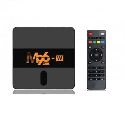 Android TV Box M96-W Mini 4K 2GB Ram 16GB Memoria