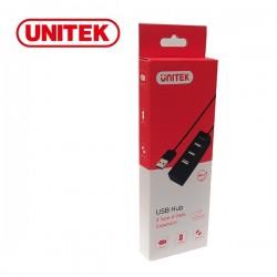 Mini HUB 4 puertos USB 2.0 Cable de 80cm Y-2140