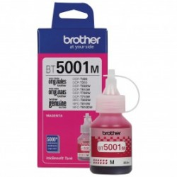 Tinta Impresora Brother BT5001M Magenta