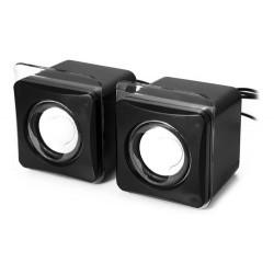 Mini Parlante Negro Aux 3.5 Mod. G-014