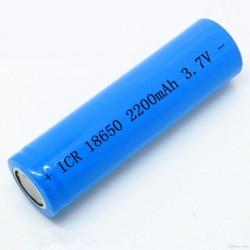 Bateria 18650 3.7V 2200MAH Generica