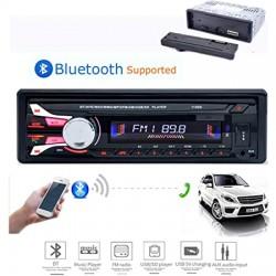 Radio de Auto Bluetooth 1188B BT MicroSD Aux