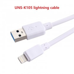 Cable USB a Lightning 2,1A 1.5M Generico