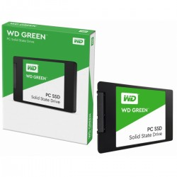 Disco Solido SSD 120GB Western Digital Green 2.5