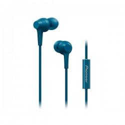 Audífonos Manos Libres Pioneer SE-C1T Azul