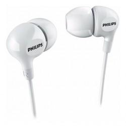 Audífonos Philips SHE-3550 Blanco