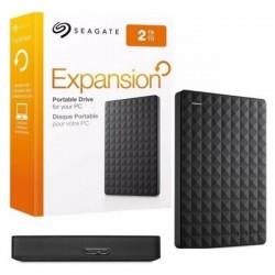 Disco Duro Externo Seagate 2 TB 2.5 USB 3.0