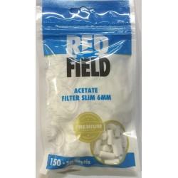 Filtros Redfield Slim 6mm 150 + 50 gratis