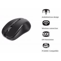 Mouse Inalambrico XTech Mod. XTM300