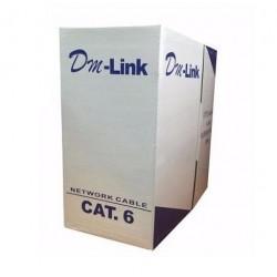 Caja Cable de Red Cat6 UTP 305 Mt