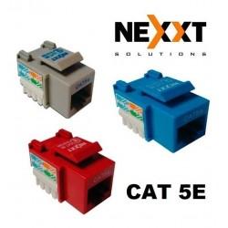 Modulo Hembra RJ45 Cat5e Nexxt