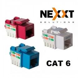 Modulo Hembra RJ45 Cat6 Nexxt