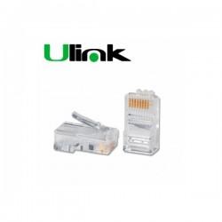 Conector RJ45 Cat5e Ulink