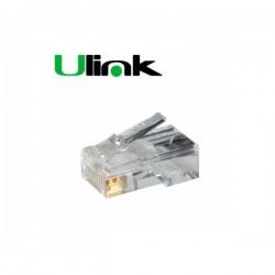 Conector RJ45 Cat6 Ulink