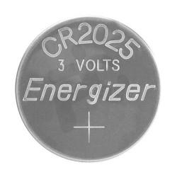 Pila Botón Litio CR2025 Energizer