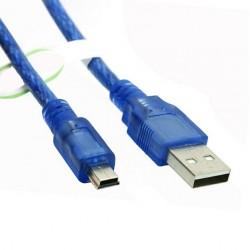 Cable USB 2.0 con Filtro a USB 5 Pin