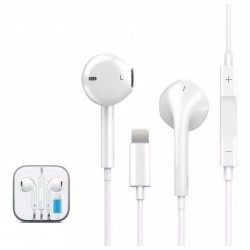 Audífonos Earpods Tipo iPhone Lightning