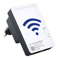 Mini Router Wifi inalambrico AP Repetidor 300 Mbps